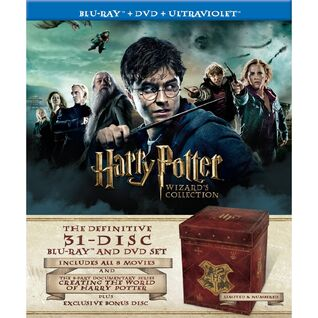 Harry Potter Wizard's Collection Omhulsel