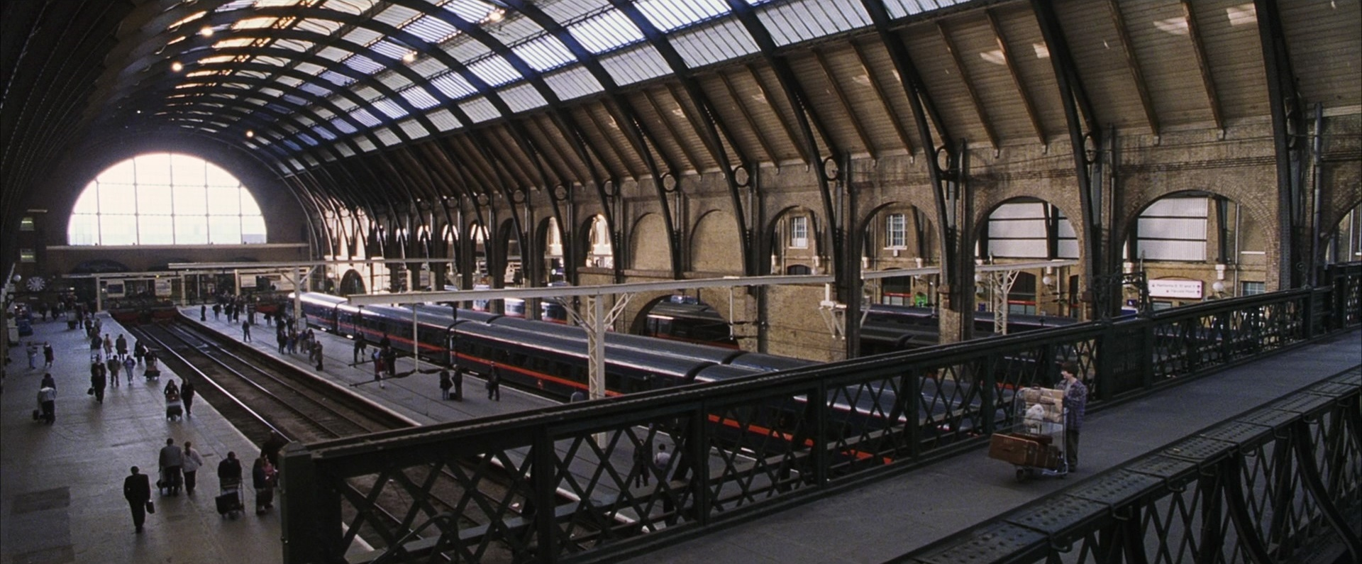 stazione di king 39 s cross harry potter wiki fandom