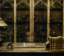 Percival Graves' office