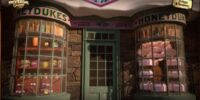 Honeydukes (The Wizarding World of Harry Potter)