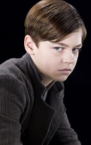 Tom Marvolo Riddle - 10-years-old (HBP promo) 1
