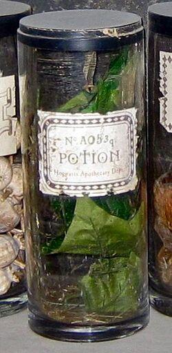 No. AO53q Potion