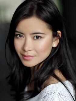 Katie Leung by Faye Thomas 2014