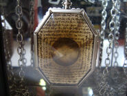 Locket from the cave