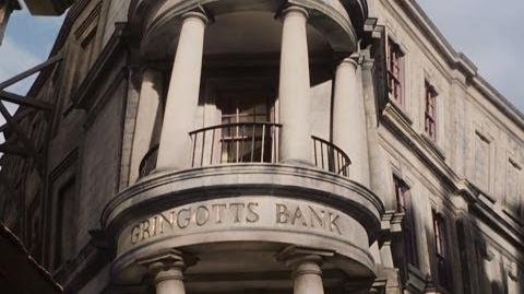 Harry Potter and the Escape from Gringotts - Behind the Scenes Universal Orlando