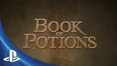 Wonderbook Book of Potions - E3 Announce