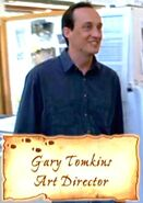 Gary Tomkins (HP5 Art Director)