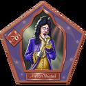 Myron Wagtail-76-chocFrogCard