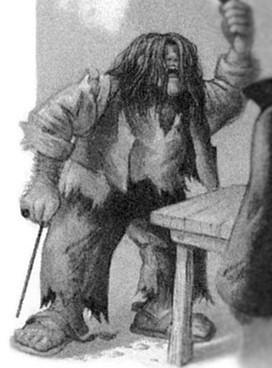Ghost Morfin Gaunt | War of Wizards