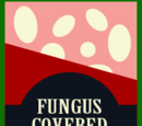 Fungus-covered peanuts