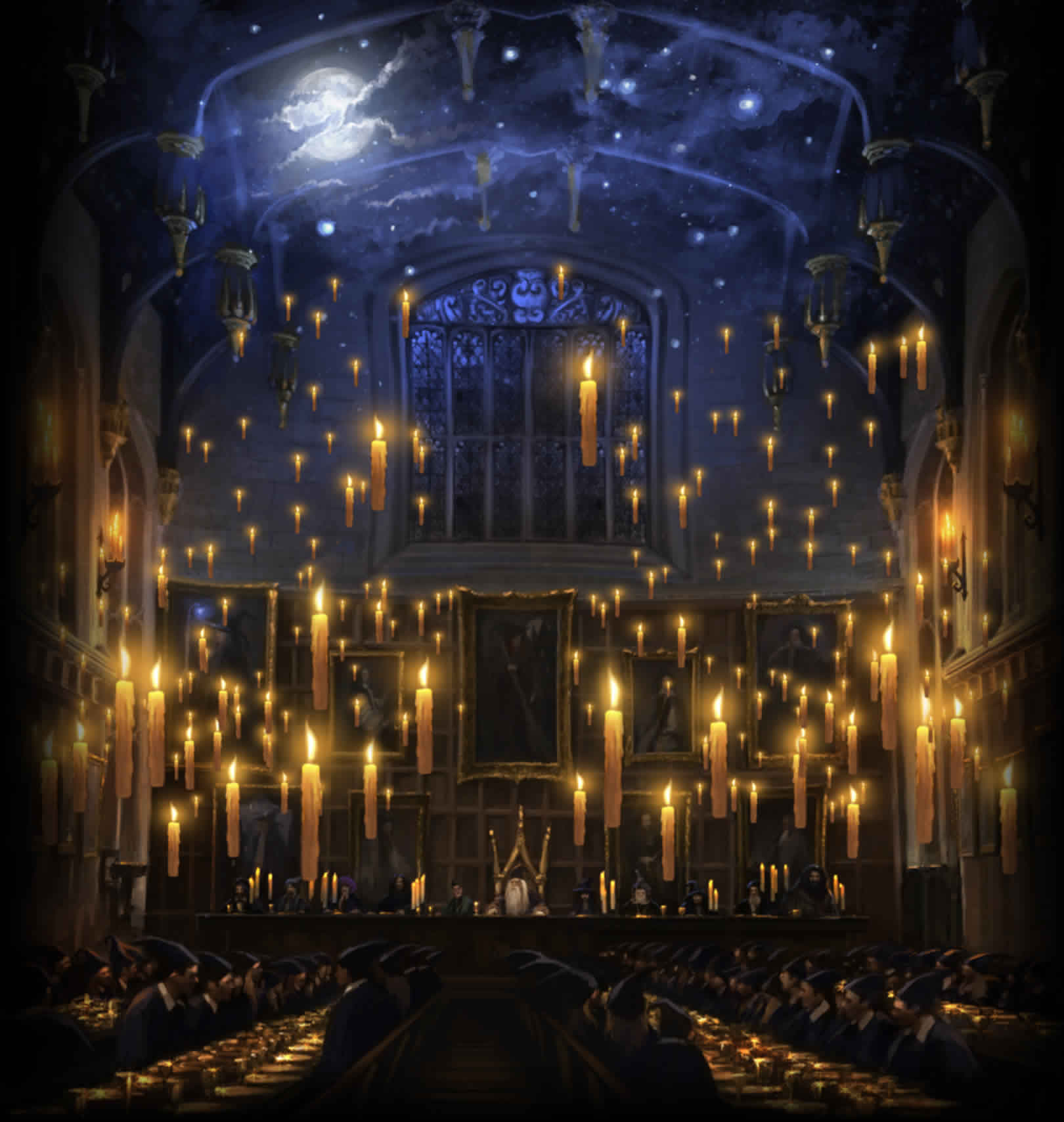 great hall harry potter wiki fandom powered by wikia