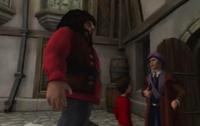 Quirrell potter hagrid