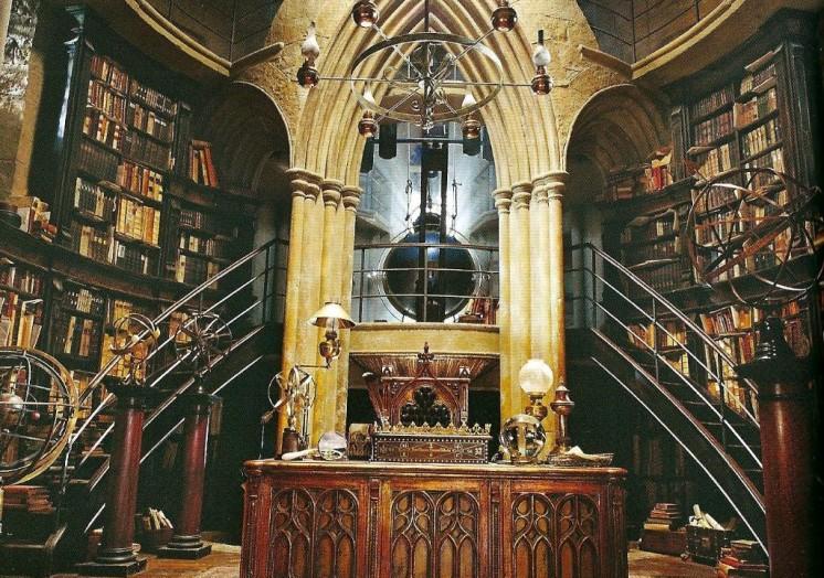 Bureau Du Directeur De Poudlard Wiki Harry Potter