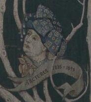 Arcturus Black 1835-1893