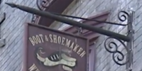 Boot and Shoemaker for Witches and Wizards