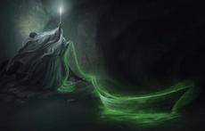 DumbledoreCaveBoat