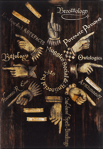 File:Flourish and Blotts - hand pointing sign - MPF.png