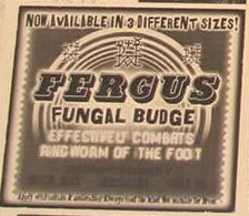 Fergus Fungal Budge