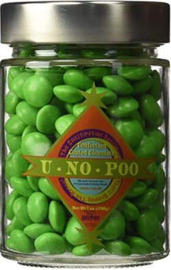 Bottles of U-No-Poo (Weasleys' Wizard Wheezes product)