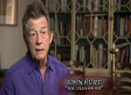 John Hurt HP interview 01