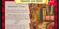 Flourish and Blotts (Trading Card)