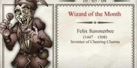 Wizard of the Month