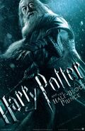 Half-Blood Prince movie poster 02