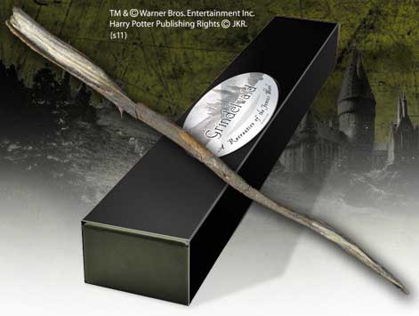 Grindelwald's wand