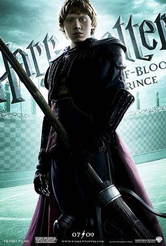 File:HBP Main Character Banner Ron Weasley.jpg