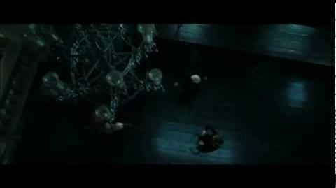 Harry Potter and the Deathly Hallows part 1 - Bellatrix's reign of terror at Malfoy Manor (part 2)