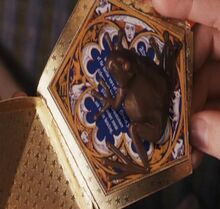 Chocolate Frog-PS
