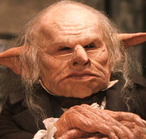 gringott harry potter