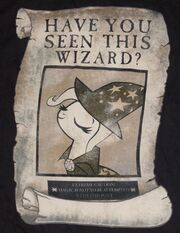 MLP - Have You Seen This Wizard