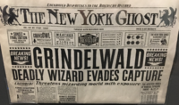 The New York Ghost - 20 Nov 1926 Sunset Edition