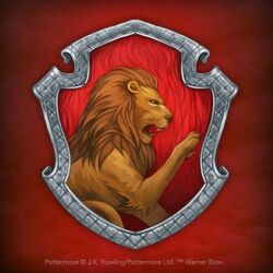 Gryffindor pottermore