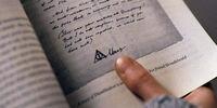 Albus Dumbledore's letter to Gellert Grindelwald
