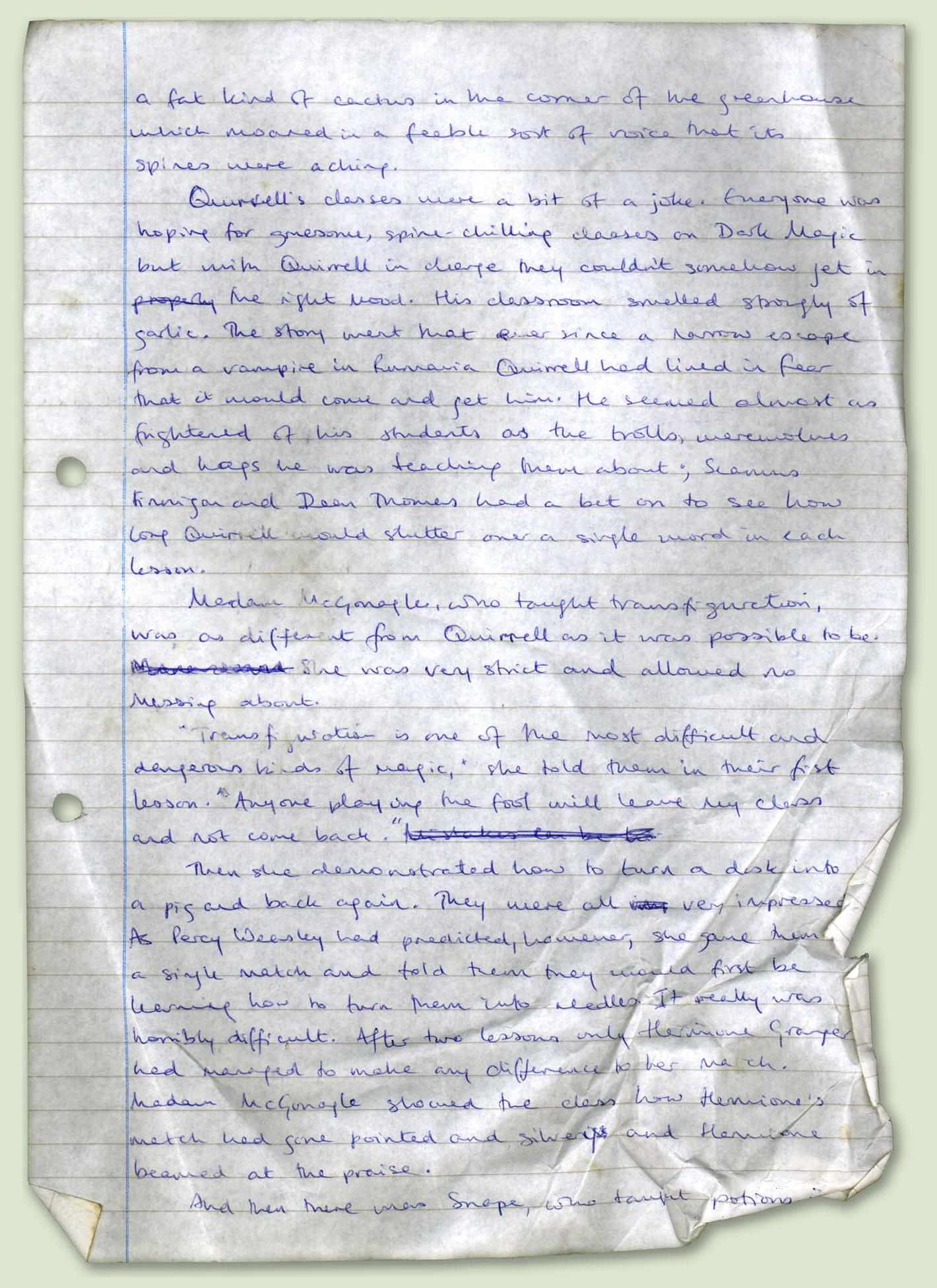 page essay on harry potter and the sorcerer s stone  2 page essay on harry potter and the sorcerer s stone