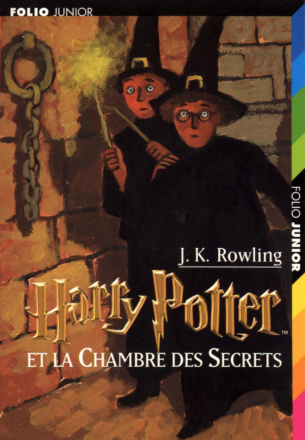 Fichier couverture hp2 fr folio1 jpg wiki harry potter - La chambre des officiers analyse du livre ...