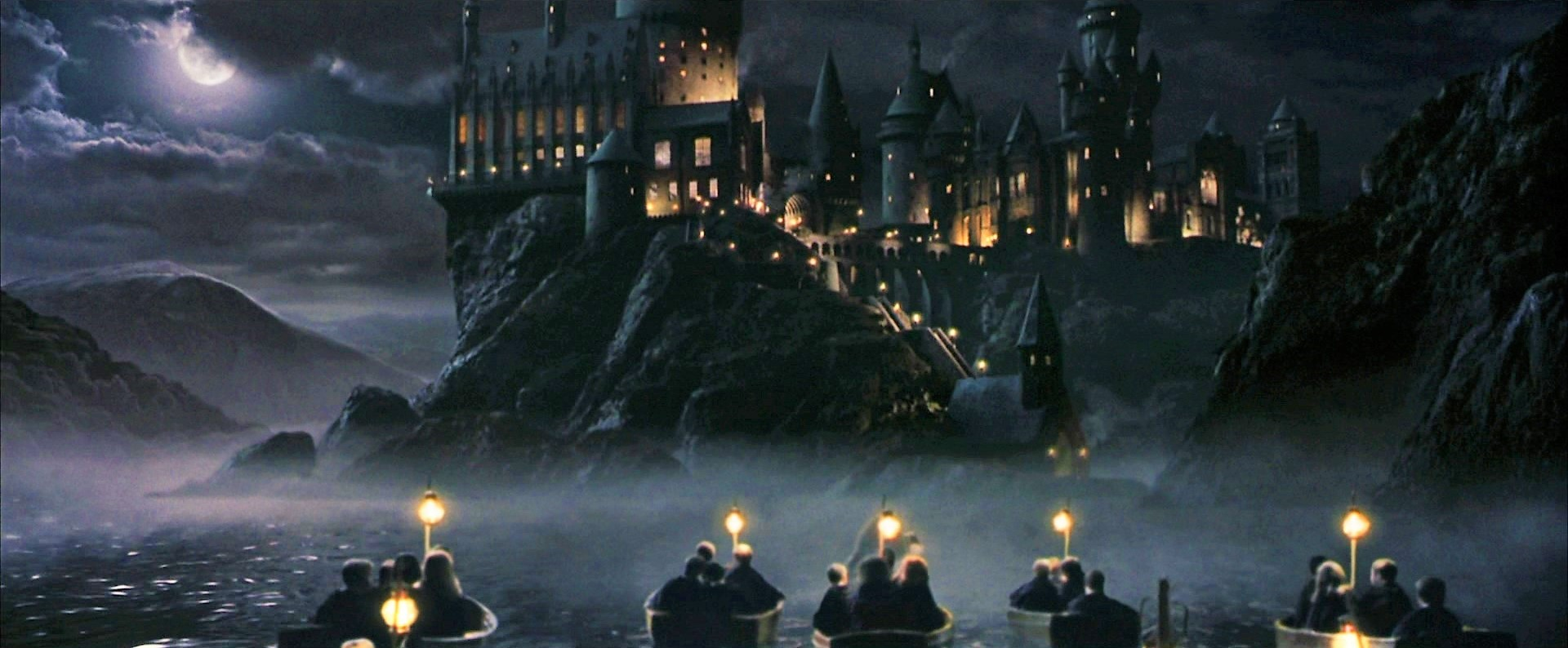 Hogwarts boats | Harry Potter Wiki | Fandom powered by Wikia