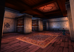 2nd floor potions storeroom