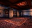 Second-floor potions storeroom