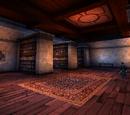 Second-floor potions storeroom