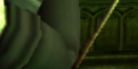 Garrick Ollivander's wand