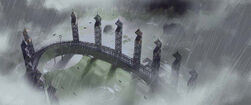 Bad Weather during Quidditch Match (Concept Artwork for the HP3 movie 02)