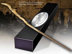 Gregorovitch's wand