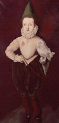 Termeritus Shanks Portrait