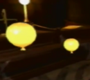Non-explodable, luminous balloons