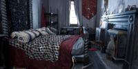 Sirius Black's bedroom