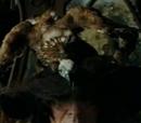 Augusta Longbottom's vulture hat