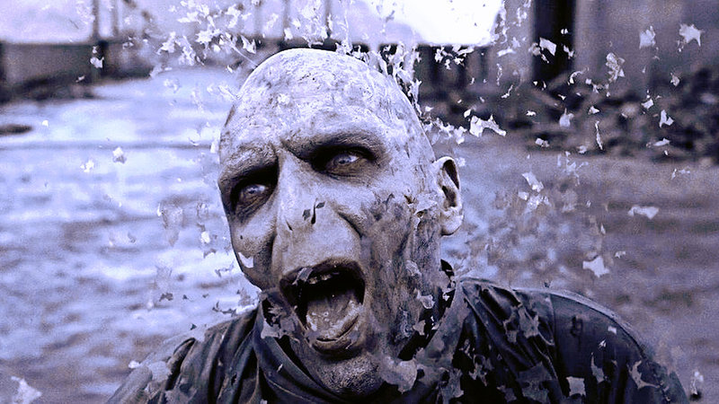 Death Of Voldemort